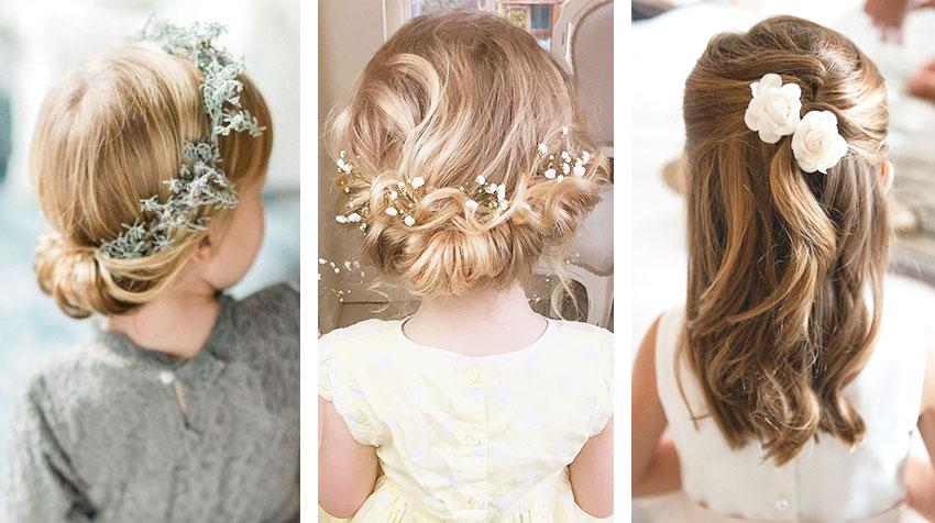 çoçuk Düğün Saç Modelleri Ve Yapılışları