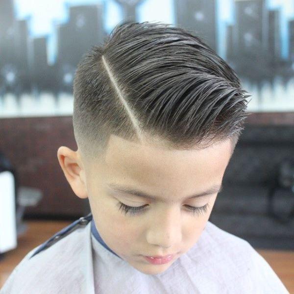 çoçuk Saç Modelleri Erkek 2019