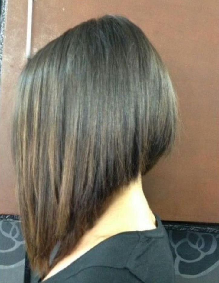 önü Uzun Arkası Kısa Saç Modelleri