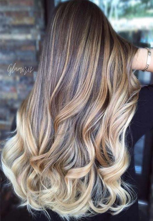 2019 Bayan Saç Renkleri