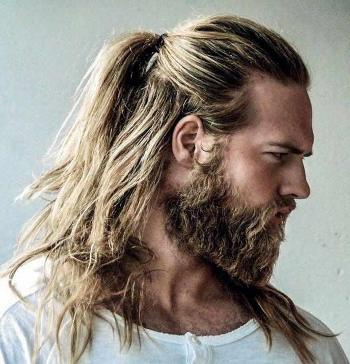 Bağlı Saç Modelleri Erkek