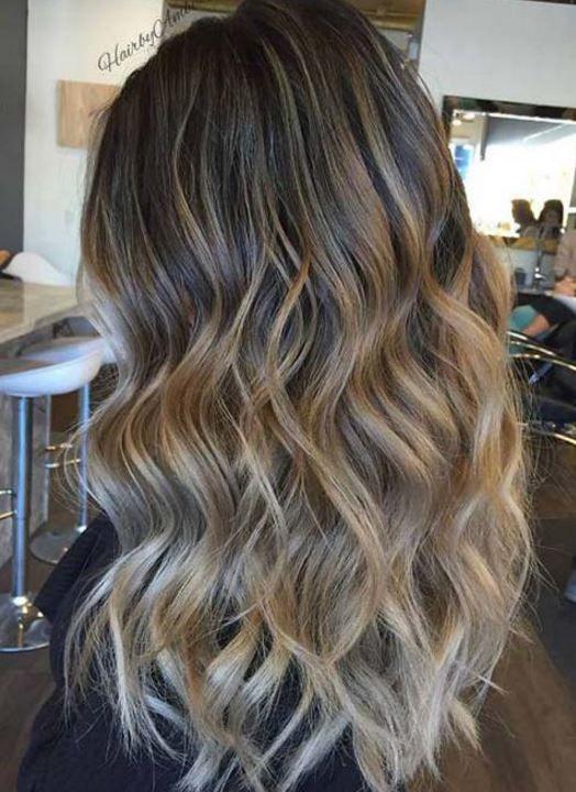Balyajlı Saç
