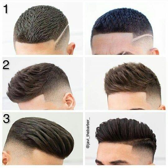 Berber Saç Modelleri