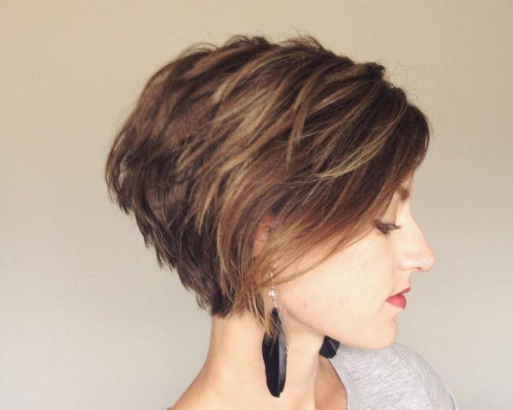 Bombeli Saç Modelleri