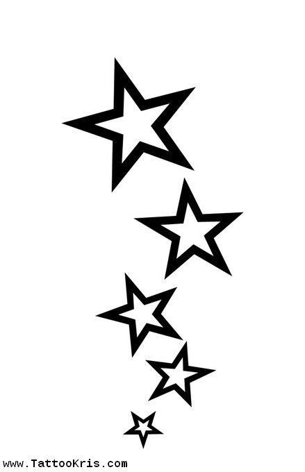 Dövme Yıldız Modelleri
