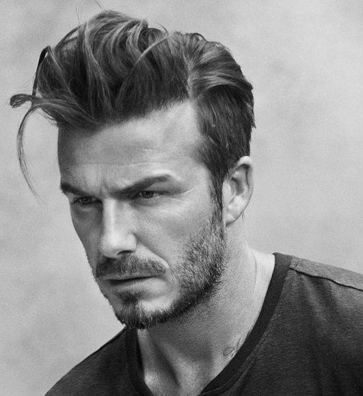 David Beckham Saç Modeli