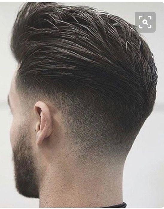 Ense Saç Modelleri Erkek