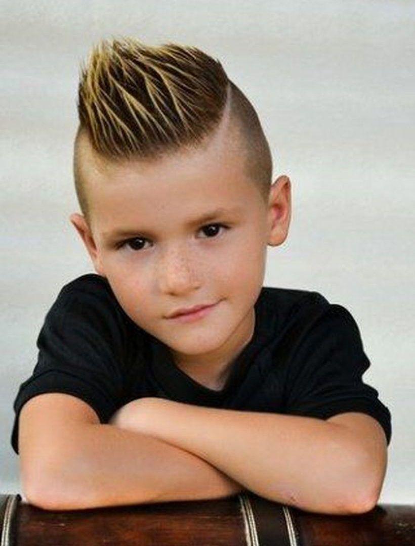 Erkek çocuk Kısa Saç Modelleri