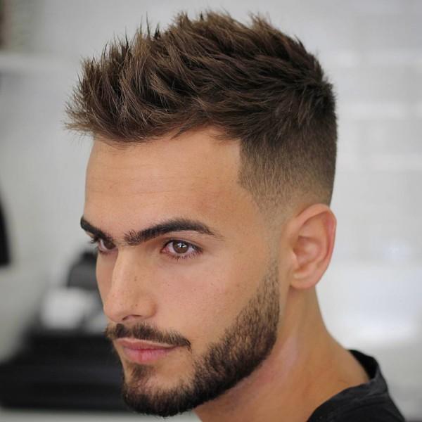 Erkek Kısa Saç Modelleri Ve Yapılışları