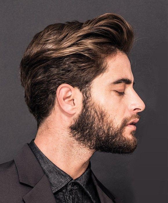 Erkek Orta Uzun Saç Modelleri