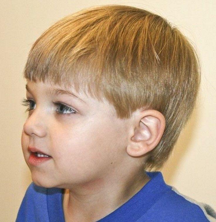 Erkek Saç Modelleri çocuk