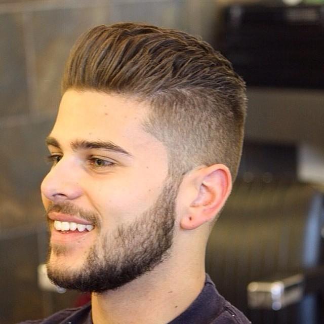 Erkek Yeni Saç Modelleri