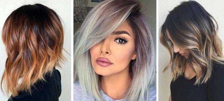 Esmerler Için Ombre Saç Renkleri