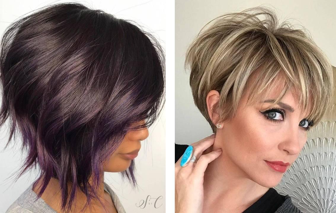 Gür Ve Kalın Telli Saçlar Için Saç Modelleri
