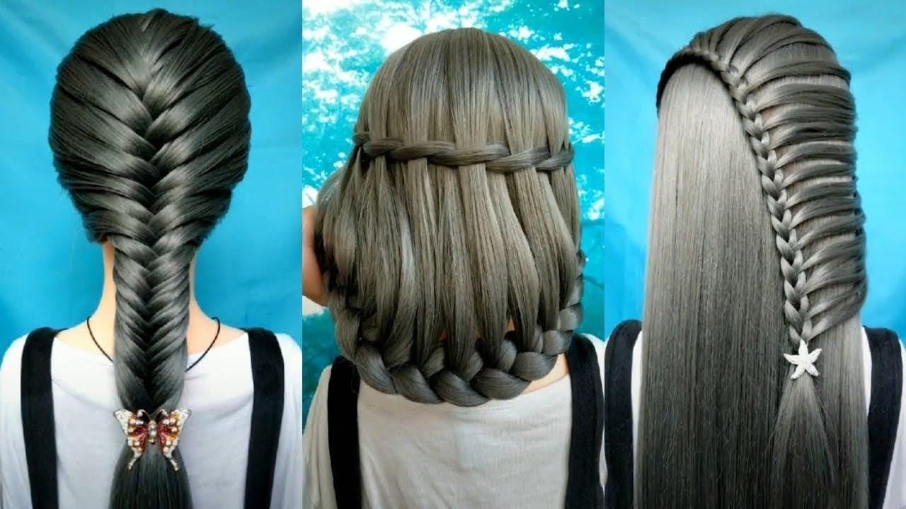 Güzel Saç örgüleri