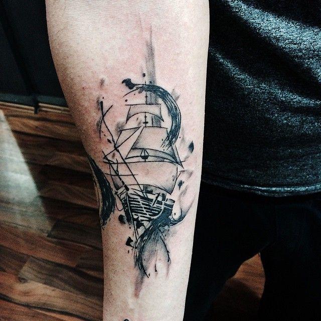 Gemi Dövme Modelleri