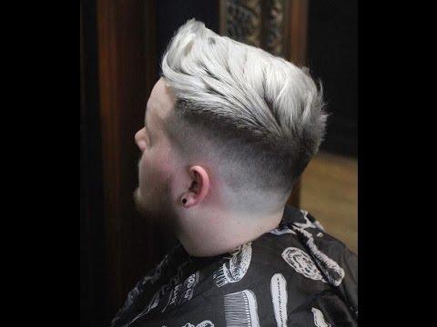 Gri Saç Modelleri Erkek