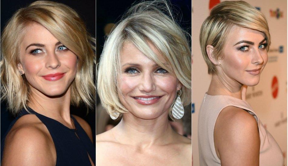 Ince Telli Düz Saçlar Için Saç Kesim Modelleri