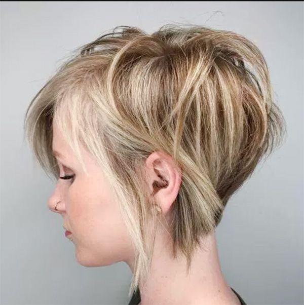 Ince Telli Kısa Saç Modelleri