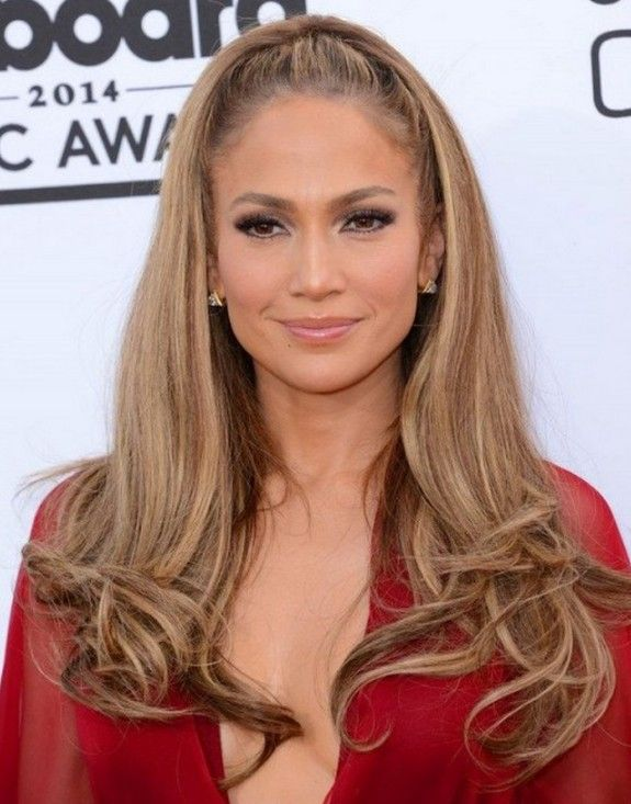 Jennifer Lopez Saç Modelleri