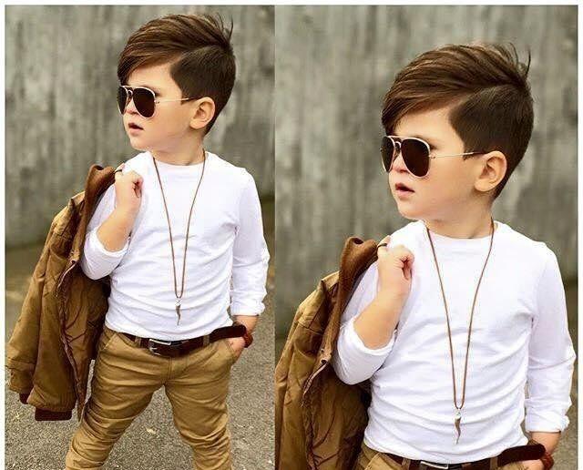 Küçük Erkek Saç Modelleri