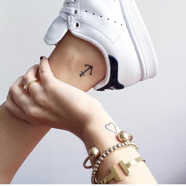 Küçük Kibar Dövme Modelleri