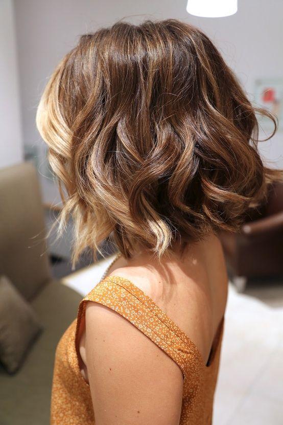 Kırık Fön Saç Modelleri