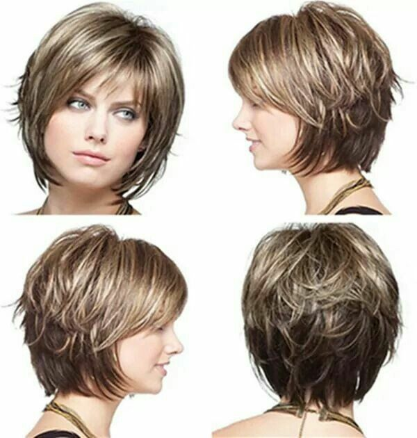 Kısa Saç Kesim Modelleri Bayan