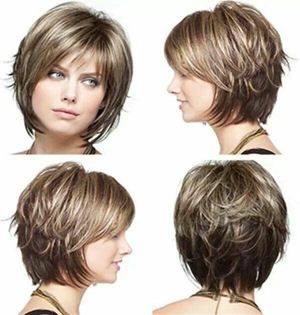 Kısa Saç Kesim Modelleri Kadın