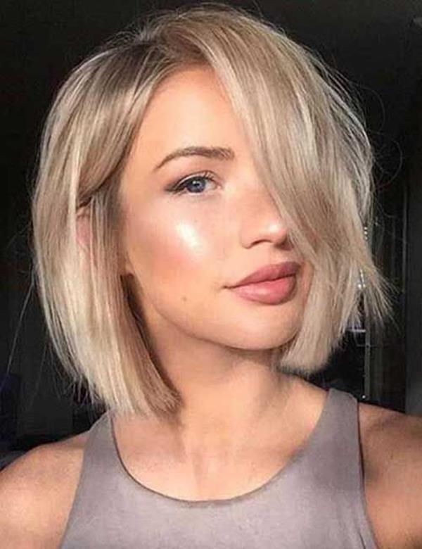 Kısa Saç Modası