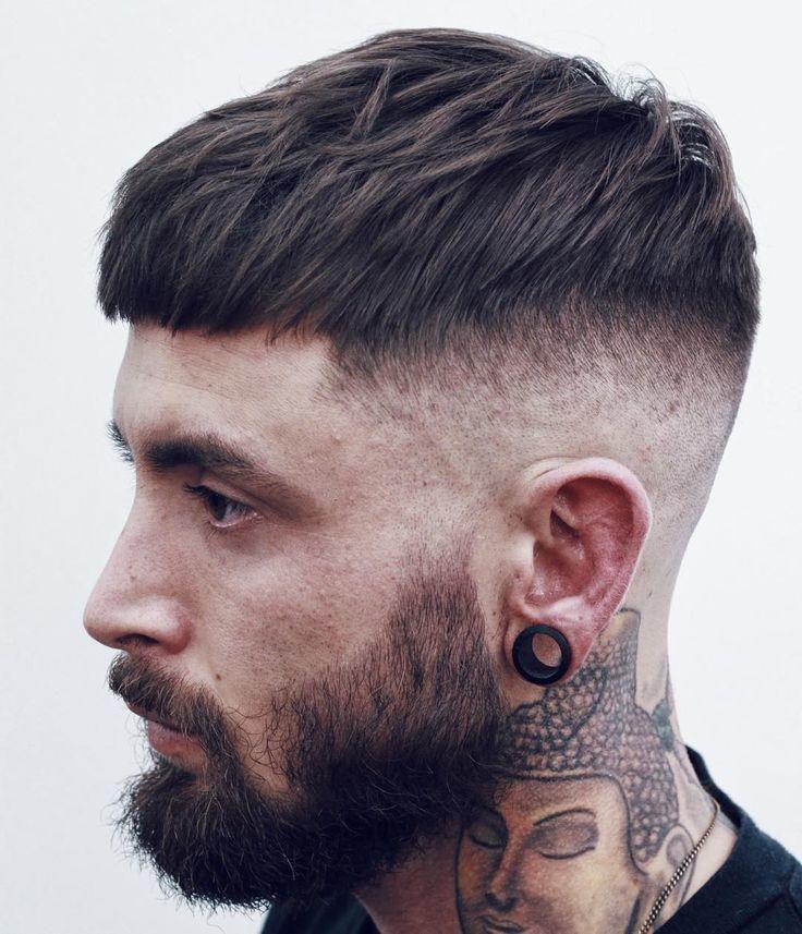Kısa Saç Modelleri 2018 Erkek