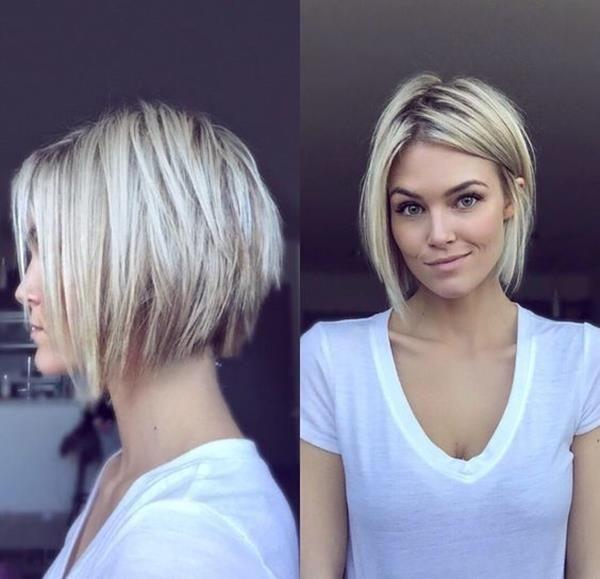 Kısa Saç Modelleri Kadın