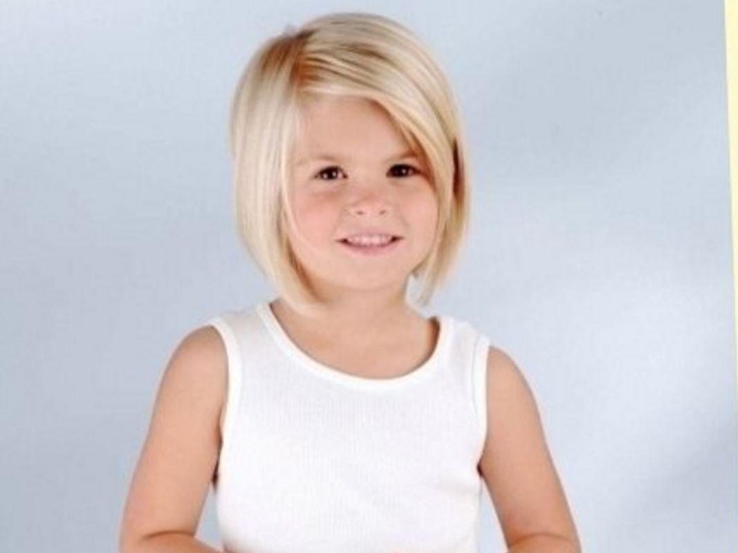 Kız çocuk Kısa Saç