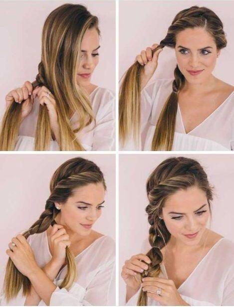 Kabarık Saçlar Için Saç Modelleri Ve Yapılışları