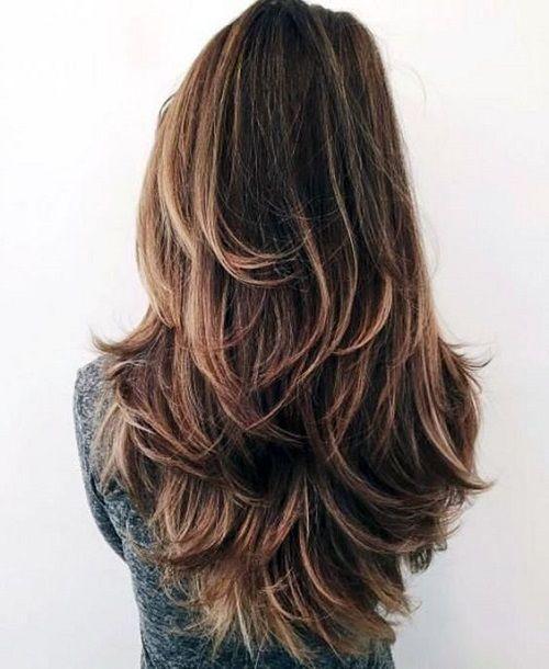 Katlı Uzun Saç