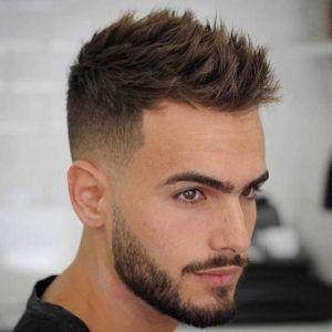 Kumral Erkek Saç Modelleri