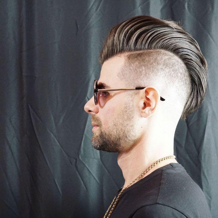 Mohawk Saç Modeli