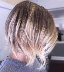 Ombre Kısa Saç