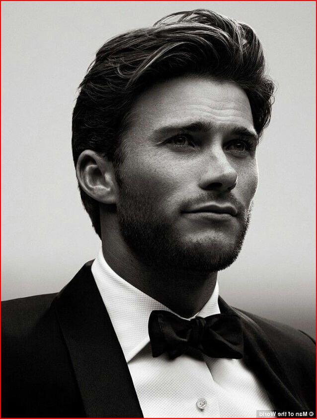 Orta Uzunlukta Saç Modelleri Erkek
