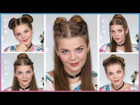 Ortaokul Saç Modelleri