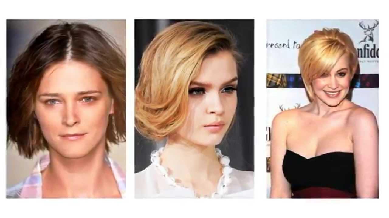 Oval Yüz şekline Göre Kısa Saç Modelleri