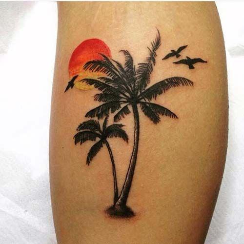 Palmiye Dövmesi