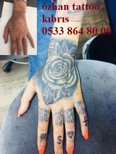 Parmak Dövme Fiyatları