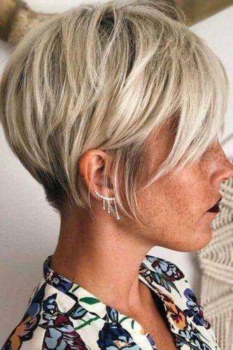 Pinterest Kısa Saç Modelleri