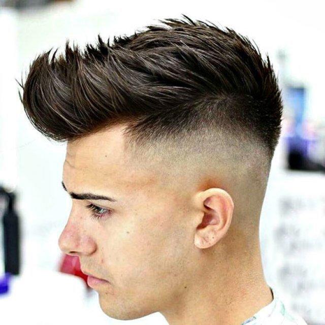 Saç şekilleri Erkek