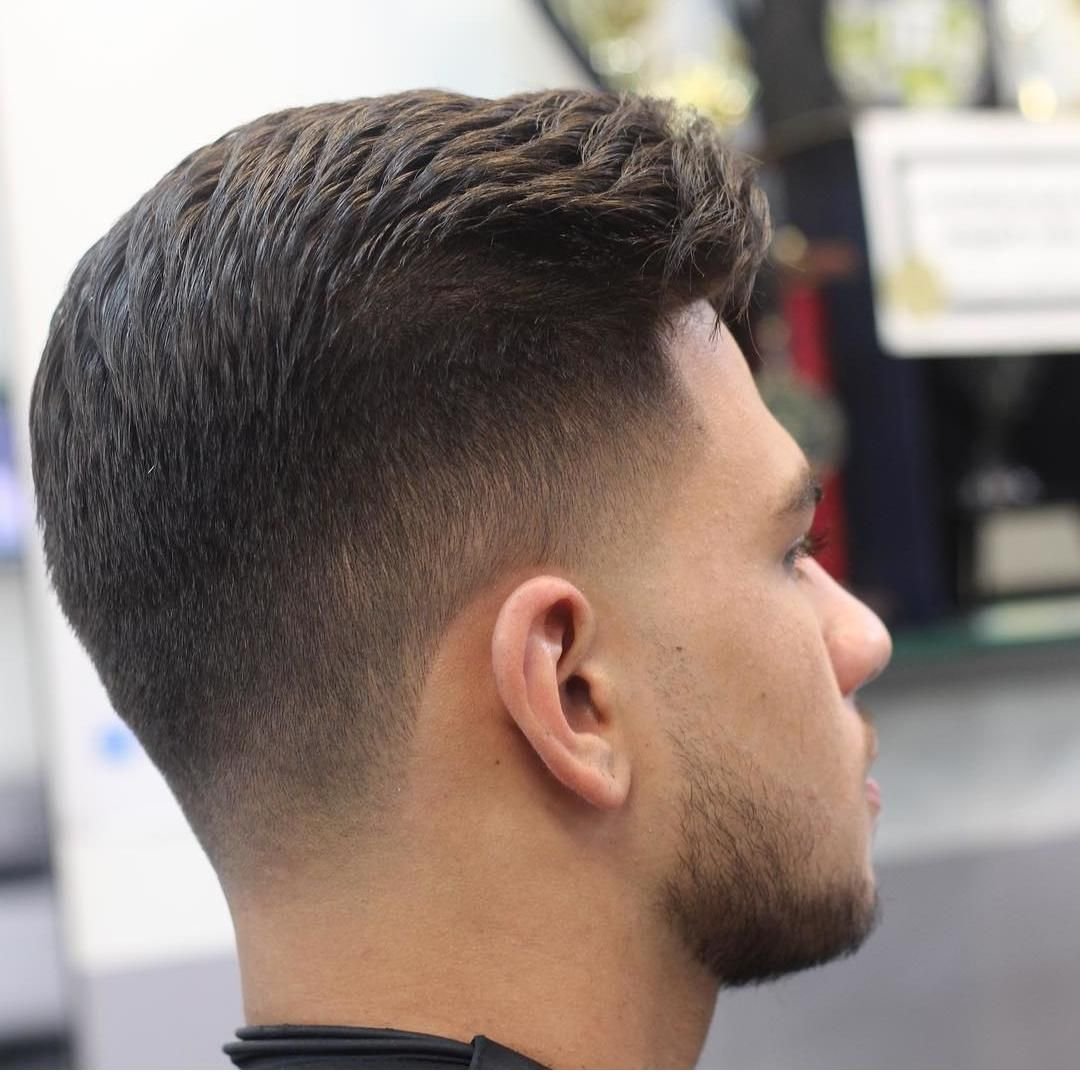 Saç Kesimi Erkek