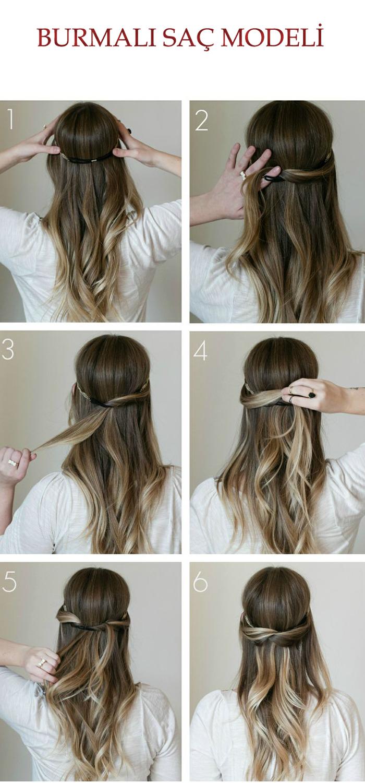 Saç Modelleri Günlük