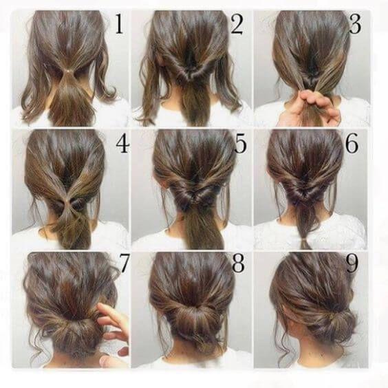 Saç Modelleri Kısa Saçlar Için