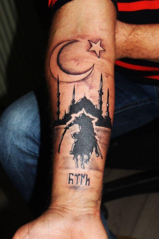 Türk Tattoo Modelleri
