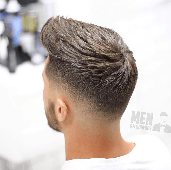 Yanlar Sıfır Saç Modeli